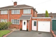 3 bedroom semi detached house for sale in Wombridge Road, Trench...