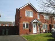 Terraced home for sale in Winchester Drive, Muxton...