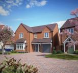 new house for sale in Church Aston Newport...