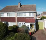 semi detached property in Scott Close, Sutton Hill...