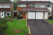 4 bed semi detached home for sale in Lodge Close, Shifnal