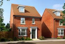4 bed new property for sale in The Bayswater...