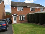 semi detached property in Bond Way, Hednesford
