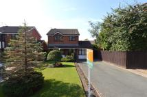 Detached home for sale in Gloucester Way, Cannock