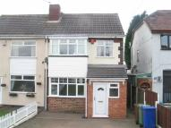 3 bed semi detached home for sale in Wimblebury Road...