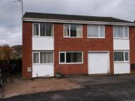 3 bed semi detached home in Sunley Drive, Hednesford...