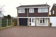 Detached property for sale in Langholm Drive, Cannock