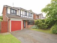 Detached house in Coombe Croft, Pendeford...