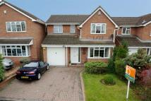 4 bed Detached property in Thistledown Drive...