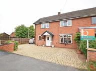 3 bedroom Terraced property for sale in Oak Road, Brewood...