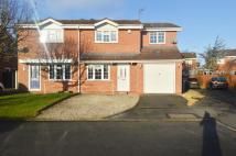 semi detached home for sale in The Cartway Perton...