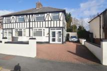 3 bedroom semi detached house for sale in Lowlands Avenue...