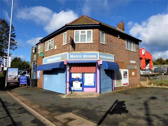 willenhall road shop