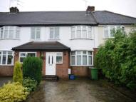 Terraced property in Shenley Road...