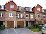 3 bed Terraced house in Highbridge Close...