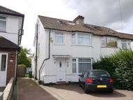 4 bed semi detached property in Meadow Gardens, Edgware...
