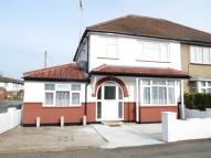 3 bed semi detached home in Brownlow Road...