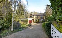 Detached home in Newlands Avenue, Radlett...