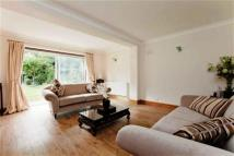 Grange Road Detached house to rent