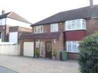 4 bed semi detached property for sale in Furzehill Road...