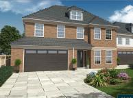 5 bed new house for sale in Barham Avenue, Elstree...