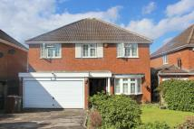Nicholas Road Detached house to rent