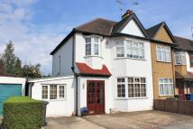 4 bed semi detached house in Hale Grove Gardens...