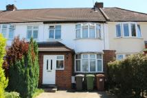 3 bed Terraced home in Shenley Road...