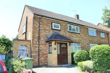 3 bedroom semi detached house in Stanborough Avenue...