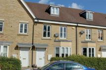3 bed Terraced house in Papworth Everard...