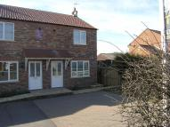 2 bed semi detached house in Stump Cross...