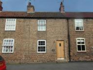 2 bedroom Terraced home for sale in New Row, Boroughbridge...