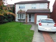 4 bedroom Detached home in Troon Close, Billingham...