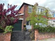 3 bed semi detached property in Bradbury Road, Norton...