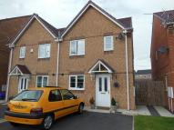 3 bed semi detached house for sale in Hillwood Court, Thornaby...
