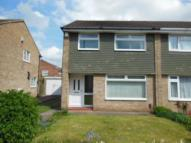 semi detached home in Petrel Crescent, Norton...