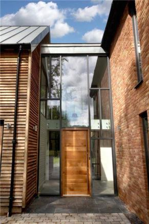 Glass & Wood Homes