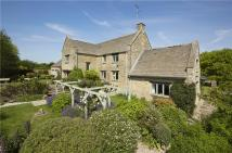Detached property for sale in Taynton, Burford...