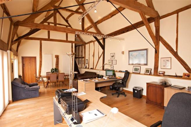 The Barn/Home Office