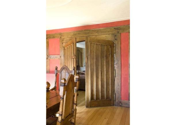 Door To Dining Room