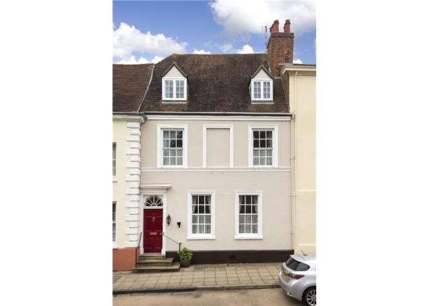 Period Townhouse