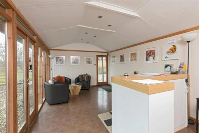Cattery Reception