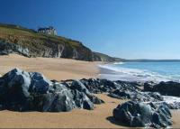 6 bedroom Detached home for sale in Loe Bar Road, Porthleven...