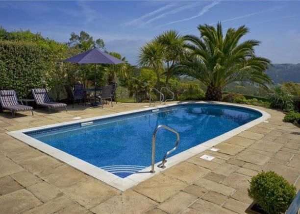 5 Bedroom Detached House For Sale In Bar Road Helford Passage Hill Falmouth Cornwall Tr11 Tr11