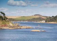 new development for sale in Bolt Head, Salcombe...