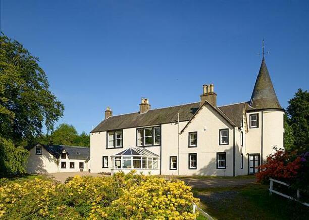 Cauldhame House