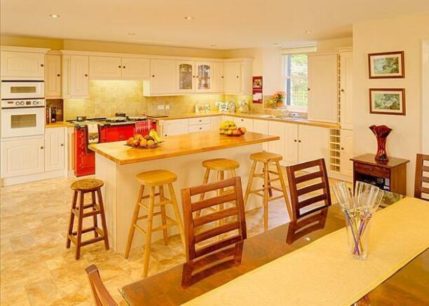 Cauldhame: Kitchen