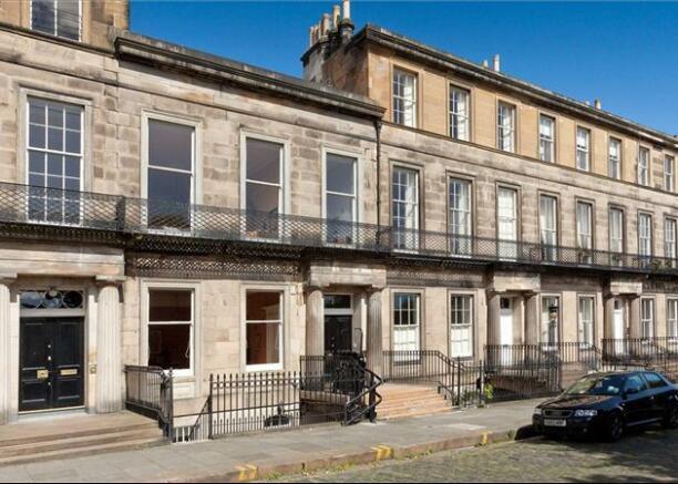 7 bedroom terraced house for sale in regent terrace for 3 regent terrace edinburgh eh7 5bw