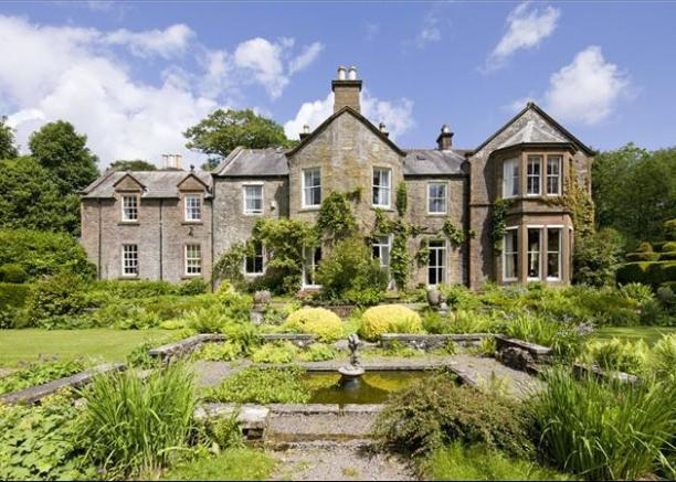 Galloway House Rural Property For Sale Dumfries And Galloway