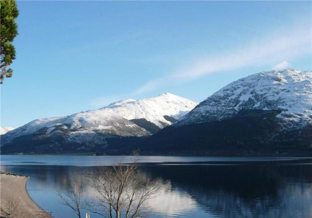 Loch Linnhe Winter